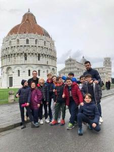 Concentramento Cascina Pisa gita alla torre 2