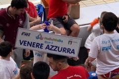 Concentramento Genova cerimonia chiusura