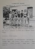 Libertas Audax squadra di nuoto esordienti (1992)