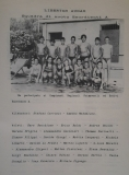 Libertas Audax squadra di nuoto esordienti