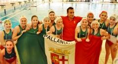 CS Marina Militare Under 13 Campione Regionale (Liguria 2017)