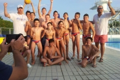 ASD Venere Azzurra Under 13 Campioni d'Italia UISP (2014)