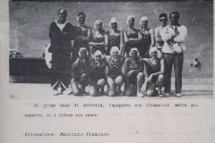 CS Marina Militare squadra pallanuoto femminile Serie B