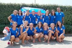 Venere Azzurra U15 quinta classificata finali nazionali